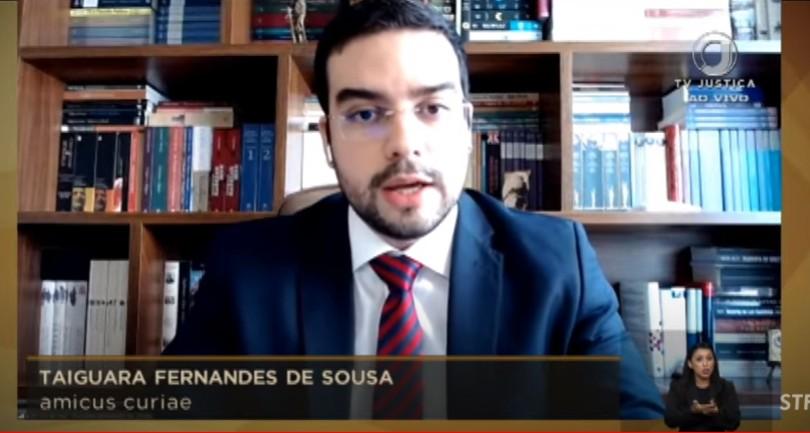 TAIGUARA - JULGAMENTO NO STF: advogado paraibano defende liberação de cultos e missas na pandemia; AO VIVO