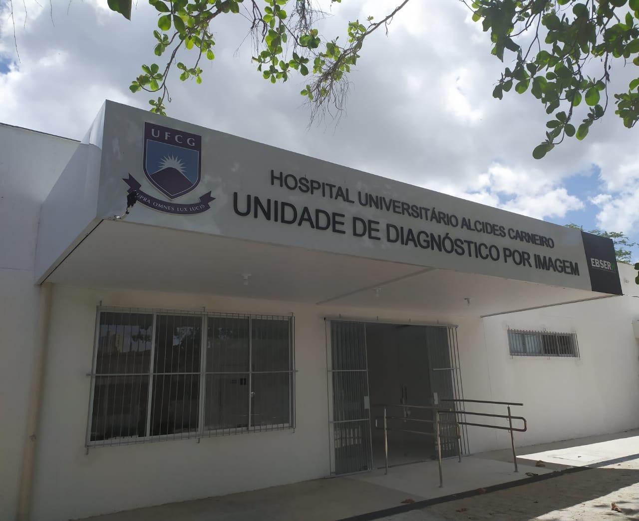 UDI 6 - HU de Campina Grande inaugura nova Unidade de Diagnóstico por Imagem