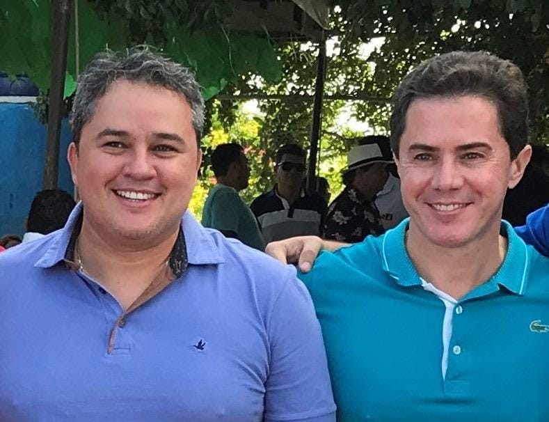 WhatsApp Image 2021 04 05 at 11.28.08 - Veneziano declara apoio a Efraim Filho para disputa do Senado