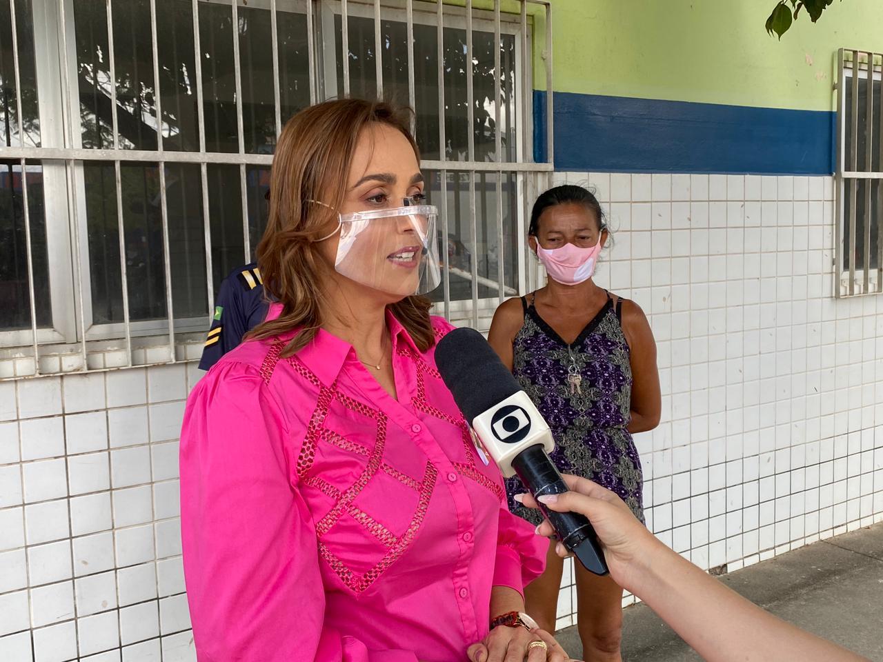 WhatsApp Image 2021 04 08 at 16.18.09 - Ana Cláudia cobra reabertura dos restaurantes populares em Campina para minimizar sofrimento da população na pandemia