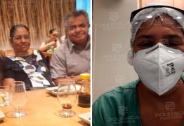 """Com três mortes na família e centenas no hospital, enfermeira luta para continuar: """"Vontade de sair correndo"""""""