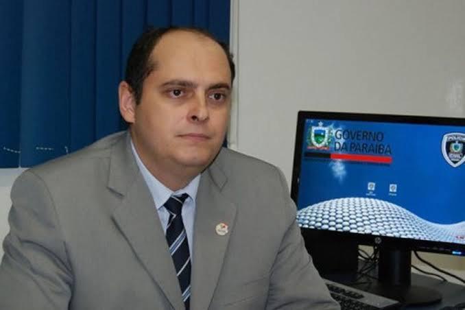 WhatsApp Image 2021 04 15 at 05.44.09 - Delegado Isaías José Dantas Gualberto é o novo superintendente do Detran-PB