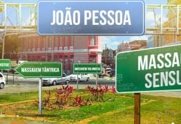 CAMINHOS DO PRAZER: mercado cresce e casas de massagens sensuais ganham espaço em João Pessoa garantindo orgasmos múltiplos aos clientes; conheça os locais
