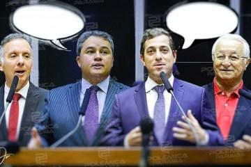FALAM MUITO: saiba quem são os deputados paraibanos que mais discursam em plenário