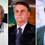 WhatsApp Image 2021 04 20 at 10.13.01 - Nas redes sociais, Bolsonaro publica mensagens de Geraldo Medeiros e Bruno sobre entrega de vacinas e insumos - ASSISTA