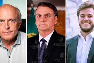Nas redes sociais, Bolsonaro publica mensagens de Geraldo Medeiros e Bruno sobre entrega de vacinas e insumos – ASSISTA