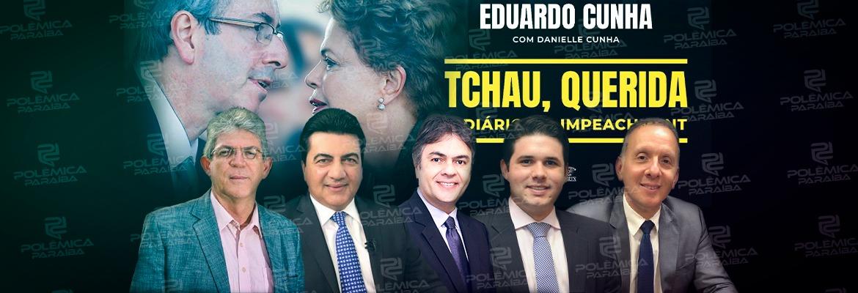 WhatsApp Image 2021 04 23 at 09.53.52 - O DIÁRIO DO IMPEACHMENT: o que diz Eduardo Cunha sobre paraibanos citados no livro 'Tchau, querida'