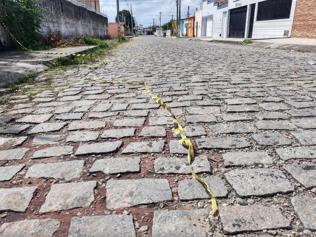 area isolada - Policial Civil da Paraíba é assassinado na Zona Sul de Natal; quatro suspeitos são presos