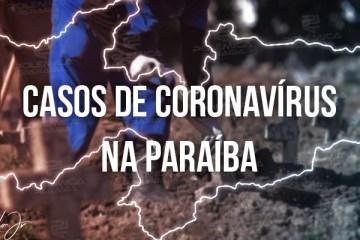 Covid-19: Paraíba confirma 932 novos casos e 32 óbitos nesta terça (11)