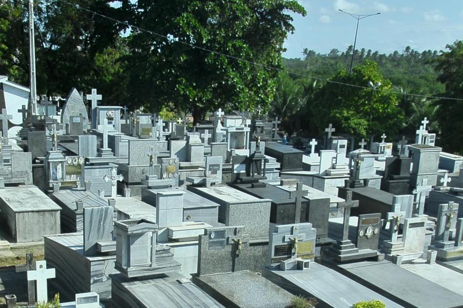 cemitério joao pessoa - Sedurb cria plano de contingência e afasta risco de colapso em cemitérios da Capital