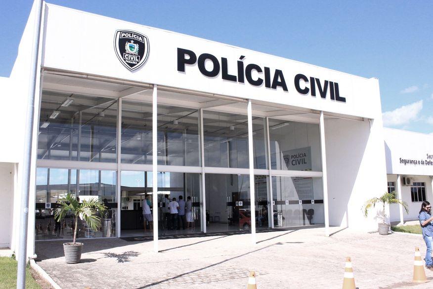 central de policia walla santos 1 1 - Operação da Polícia Civil cumpre 18 mandados de prisão, busca e apreensão contra suspeitos de tráfico, homicídios e assaltos na Paraíba