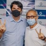 cicero e leo e1618152382808 - MUDANÇA: Com ausência de Cícero durante a semana, vice Leo Bezerra assume gestão na Capital