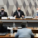 """cpi pandemia - Presidente da CPI da Pandemia fala em reconvocação de ministro: """"Houve mentira em depoimentos"""""""