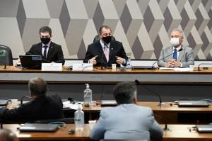 """cpi pandemia 300x199 - Presidente da CPI da Pandemia fala em reconvocação de ministro: """"Houve mentira em depoimentos"""""""