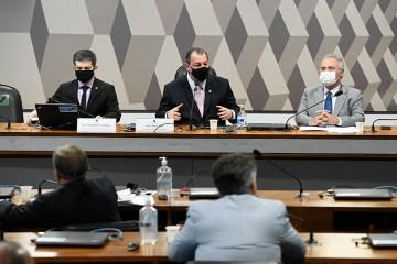"""Presidente da CPI da Pandemia fala em reconvocação de ministro: """"Houve mentira em depoimentos"""""""