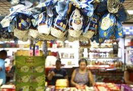 Páscoa: Procon encontra diferença de 94% em preços de chocolates