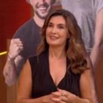 fatima encontro - BBB 21: Fátima Bernardes elogia estratégia de Viih Tube