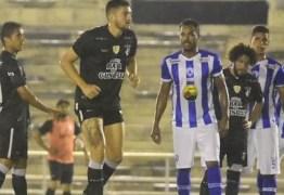 Treze passa fácil pelo Altético-PB na estreia do Campeonato Paraibano