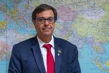 gilson machado ministro turismo - Ministro do Turismo integra comitiva de Marcelo Queiroga na Paraíba