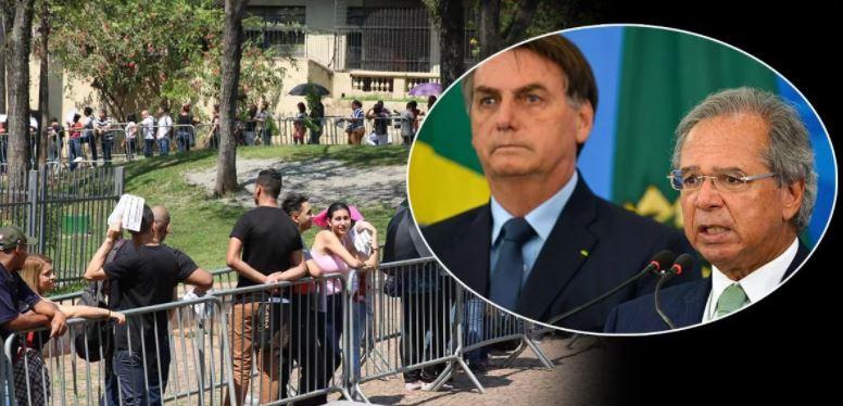 guedes - Bolsonaro prepara a demissão de Guedes para o segundo semestre, diz Lauro Jardim