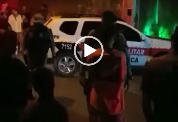 imagem 2021 04 27 220124 - CASO PATRÍCIA ROBERTA: PM detém amigo do suspeito de matar a jovem; ele estaria com a moto usada no crime - VEJA VÍDEO