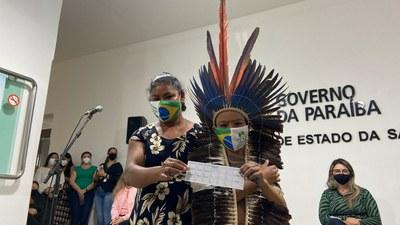 indigenas vacinacao pb - Ministério Público solicitaà Secretaria de Saúde vacinação contra Covid-19 em indígenas tabajaras e não aldeados, na Paraíba