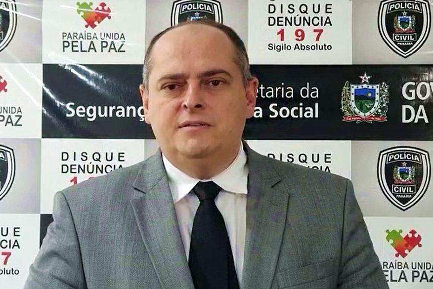 isaias gualberto delegado - Novo superintendente do Detran, Isaías Gualberto quer tornar 'mais eficiente' serviços do órgão
