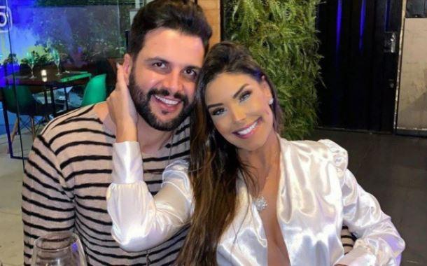 ivy - Ex-noivo processa Ivy Moraes e declara: 'Houve traição dos dois lados'