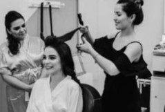 juliette maquiandora e1618225542958 - ESTRELA DO BBB: imagens inéditas mostram Juliette como maquiadora antes da fama; veja