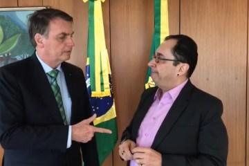 kajuru e bolsonaro - TENTANDO INTERVIR: Bolsonaro diz a Jorge Kajuru que teme relatório 'sacana' de CPI da Covid - OUÇA