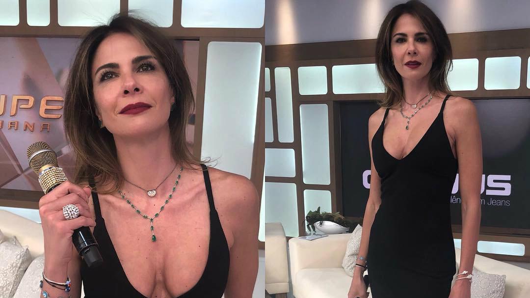 """luciana gimenez - Luciana Gimenez: """"Ainda não tenho coragem de falar sobre abusos que sofri"""""""