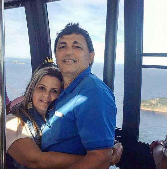 mangueria - Morre na madrugada desta quarta-feira (07), esposa do vereador Mangueira, vítima da Covid-19