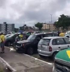 Bolsonaristas fazem 'Marcha da Família' nas ruas de João Pessoa neste domingo