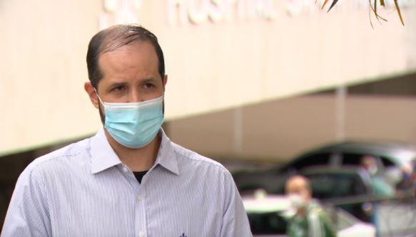 medico - Pressão da UTI tem feito meus médicos e enfermeiros pedirem demissão
