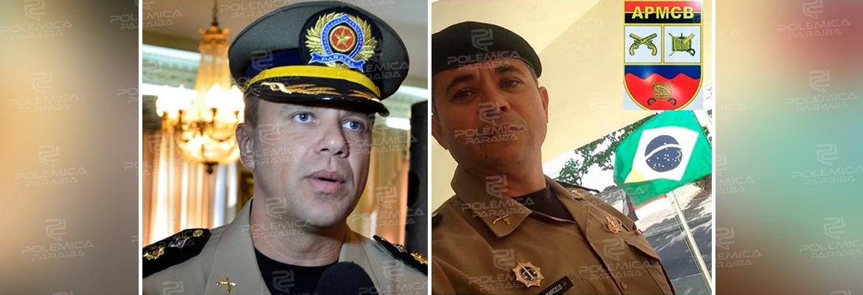 mudanca casa militar - MUDANÇA NO GOVERNO: João Azevêdo troca secretário chefe da Casa Militar - VEJA NOMES
