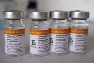 Conmebol receberá 50 mil doses da Coronavac e quer imunizar jogadores