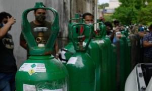 oxigenio 300x180 - Brasil tem mais de mil cidades com problemas no estoque de oxigênio; João Pessoa está entre elas