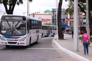 paradas de onibus walla santos4 - Semob-JP quer garantia que população não seja prejudicada com greve dos motoristas do transporte público