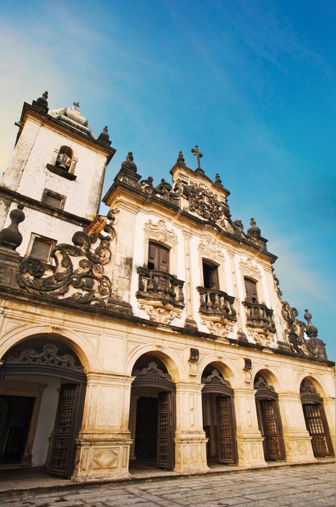 pb - Igreja São Francisco de João Pessoa está aberta para visitações