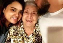 Avó de Preta Gil morre enquanto cantora se apresentava na festa do 'BBB'