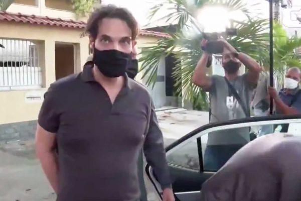 prisao jairinho e mãe do henry Monique Medeiros durante prisão 4 600x400 1 - Babá de Henry diz que mentiu em depoimento por medo de Dr. Jairinho