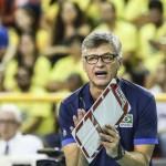renandalzottocbv3 7802598 - Renan, técnico da seleção brasileira de vôlei, testa positivo para a covid-19