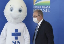 Marcelo Queiroga afirma ter o dever de persuadir Bolsonaro sobre a Covid-19Marcelo Queiroga afirma ter o dever de persuadir Bolsonaro sobre a Covid-19