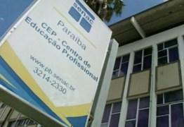 Saiba como realizar matrícula nos cursos on-line do Senac-PB