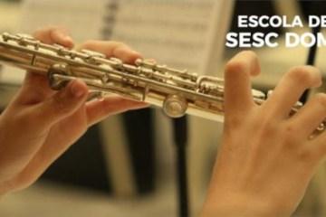 ses - Sesc Paraíba abre inscrições para cursos de instrumentos musicais em João Pessoa