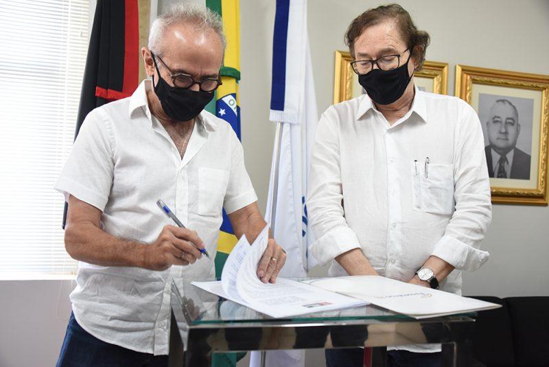 sinesenac 800x534 1 - Fecomércio e Prefeitura de João Pessoa assinam parceria para criação do Sine Digital