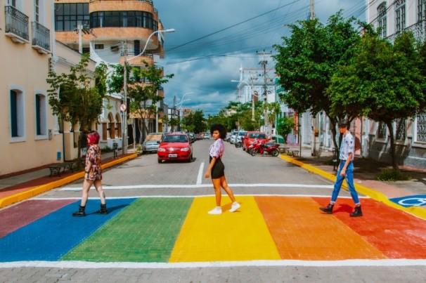 timthumb - Afinal, colorir as faixas de pedestres fere ou não o Código de Trânsito? - Por João Luiz