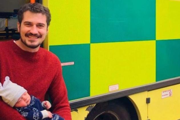vedova - Filho de correspondente internacional da Globo nasce na rua