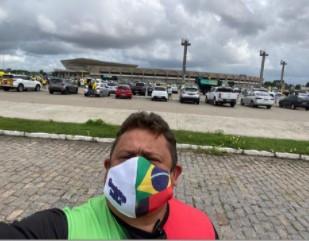 walber virgolino - Bolsonaristas realizam 'Marcha da Família' nas ruas de João Pessoa neste domingo