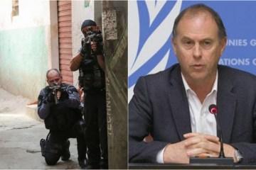 1620384042537120 - ONU repudia 'ação policial' no Rio de Janeiro e pede por investigação imparcial